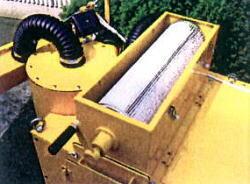 乾式カッター サイクロン&円筒フィルター